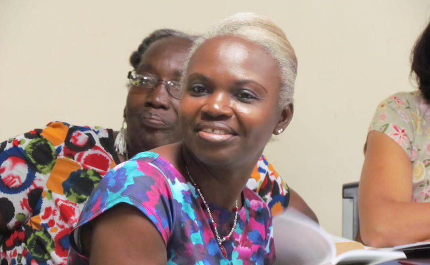 Bible program tackles domestic violence in the Caribbean