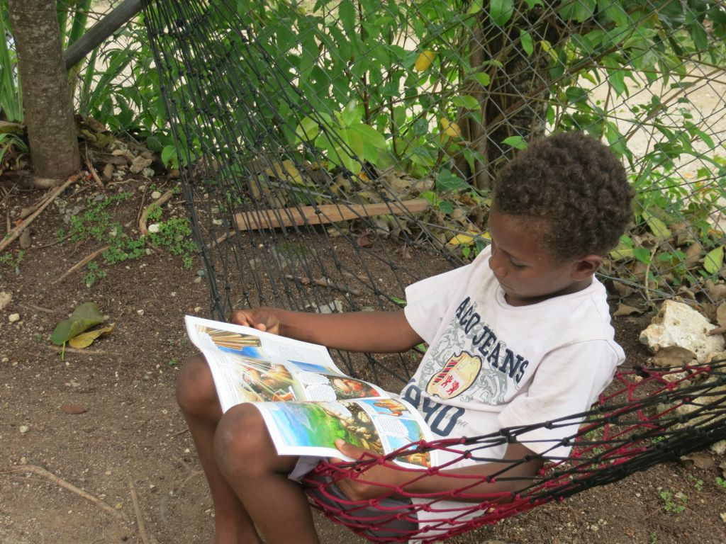 Solomon Islands welcomes first Bible Comics in local languages