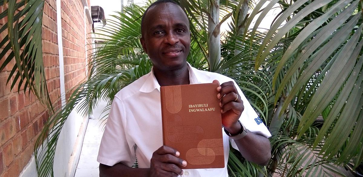 Welcoming The complete Lumasaba Bible