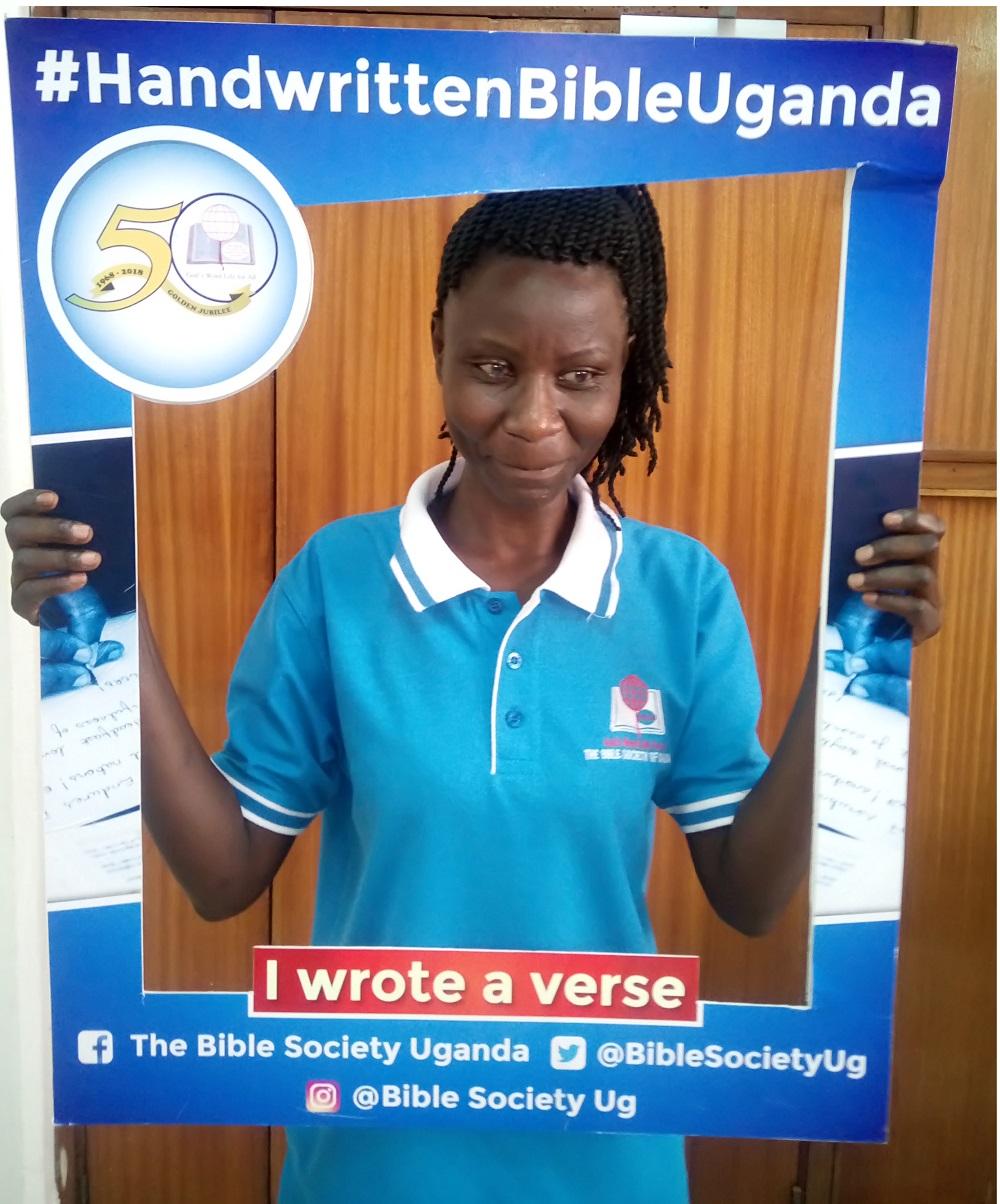 Disability is not Inability – Helen's Handwritten Bible Story