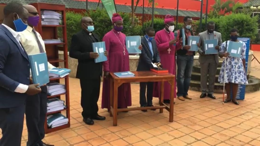 Launch of the Runyankole/Rukiga Braille Bible