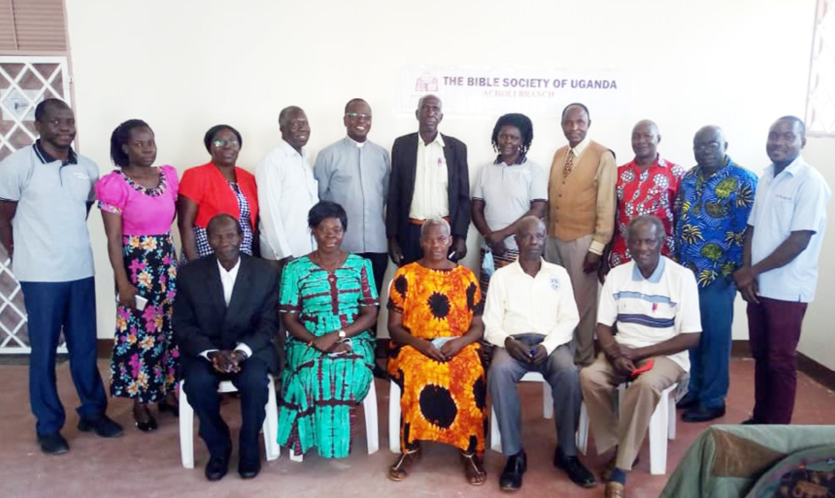 Acholi Bible Revision marks another milestone